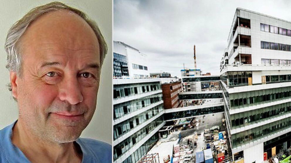 Jan Liska och Nya Karolinska