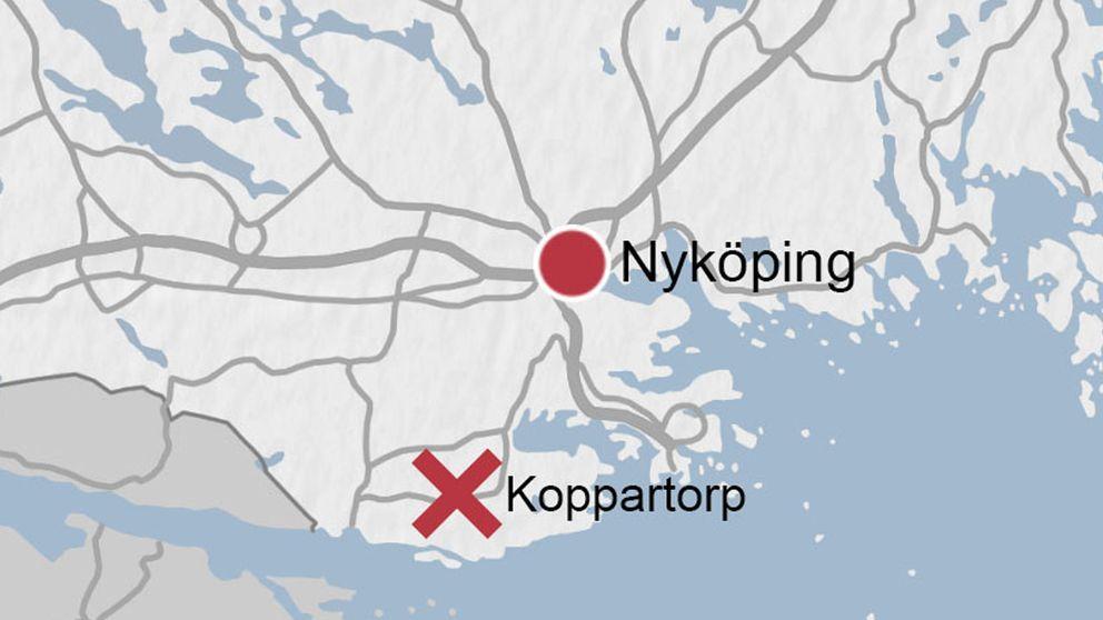 Koppartorp, Nyköping.