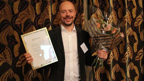 Ulf Kvensler.