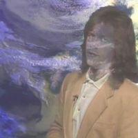 Meteorolog Pär Holmgren