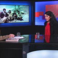 Amineh Kakabaveh om sin bok