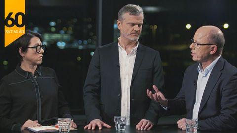 Hanne, Kjöller, Magnus Danielson och Nils Hanson