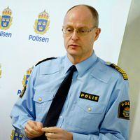 Den krassa verkligheten för rikspolischef Dan Eliasson (till vänster) och biträdande rikspolischef Mats Löfving (till höger) är att man inte nått målet vad gäller olösta brott någon gång de senaste fem åren.