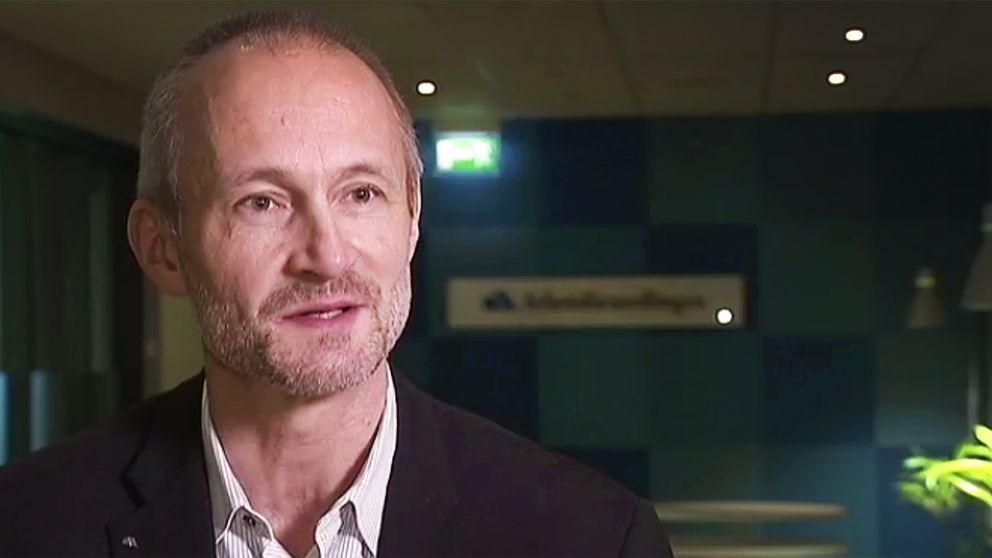 Arbetsförmedlingens biträdande generaldirektör, Clas Olsson