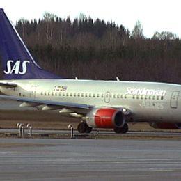 Flygplan på marken