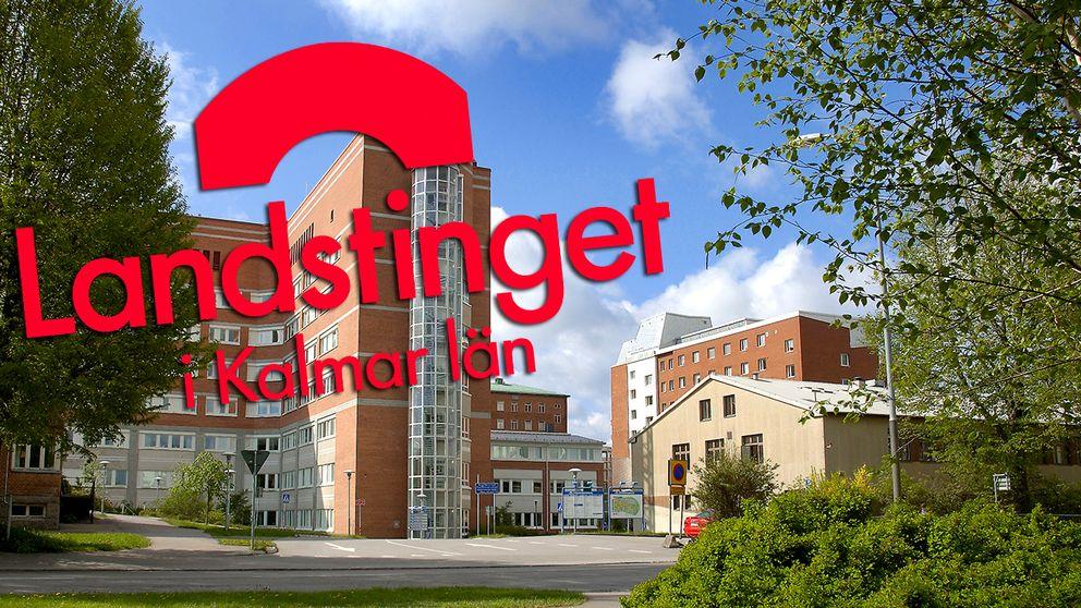 Landstinget i Kalmar har klubbat en historiskt stor investering på psykiatrin. Arkivbild på sjukhuset