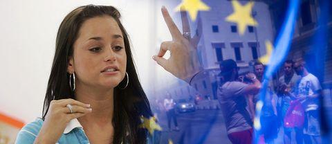 Europeisk resolution om teckenspråk