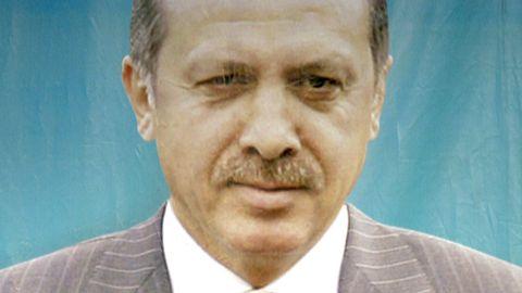 Turkiets starke man