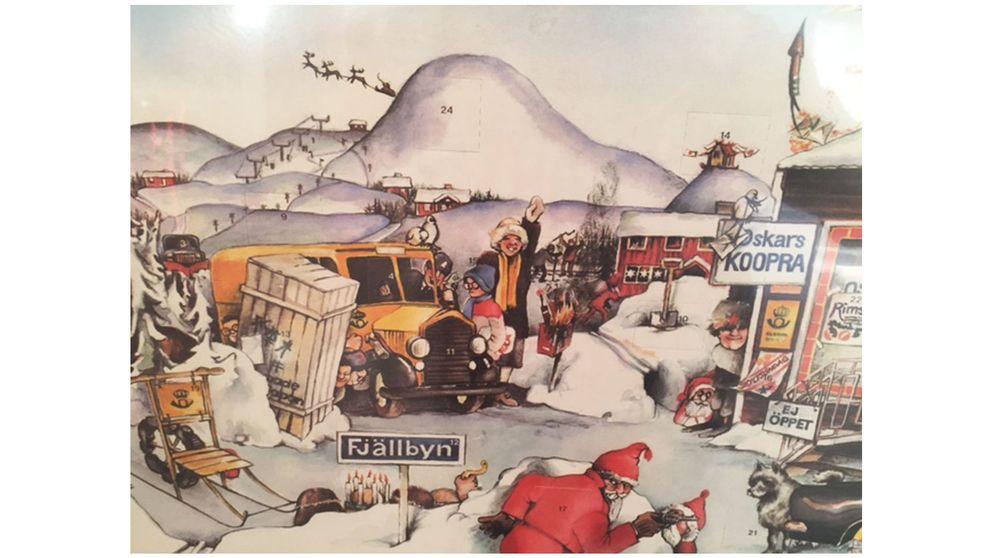 julkalendrar svt