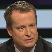 Inrikesminister Anders Ygeman (S) i Agenda.