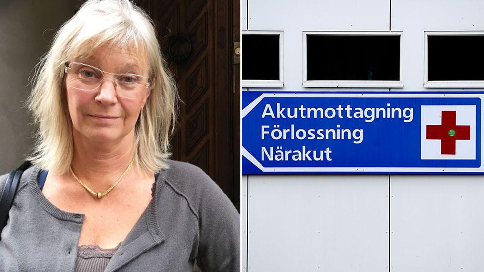 Eva Uustal är överläkare i gynekologi och obstetrik vid Universitetssjukhuset i Linköping.