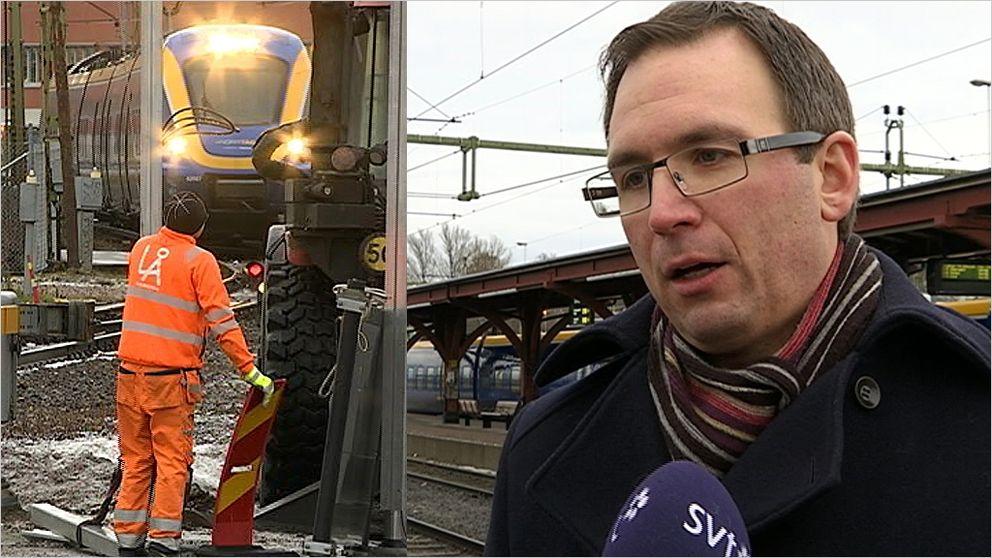 Chansen att det blir dubbelspår på järnvägen söderut har ökat rejält, det menar Peder Björk (S), kommunalråd i Sundsvall.