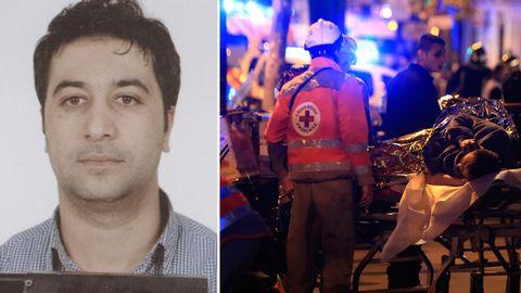 Mohamed Aziz Belkaid var med och planerade terrordåden i Paris. Nu kan Uppdrag granskning avslöja att han har kopplingar till en känd svensk rekryterare.