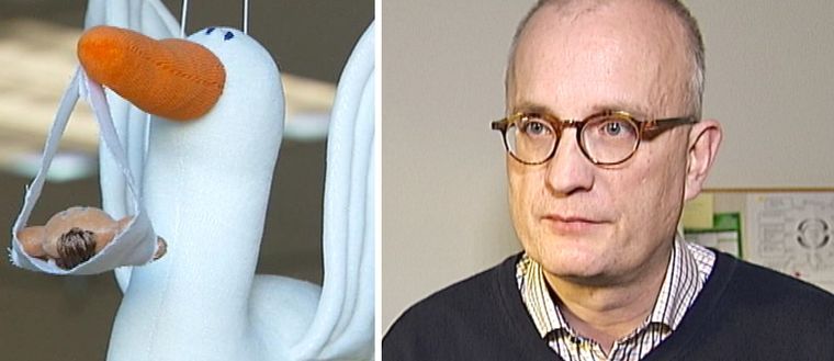 Patrik Karlsson, klinikchef Vrinnevisjukhuset i Norrköping.