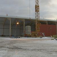 Sporthallen i Strömsund