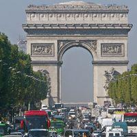 Trafik i Paris