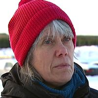Bild på Annika Berglund, miljöinspektör Strömsunds kommun