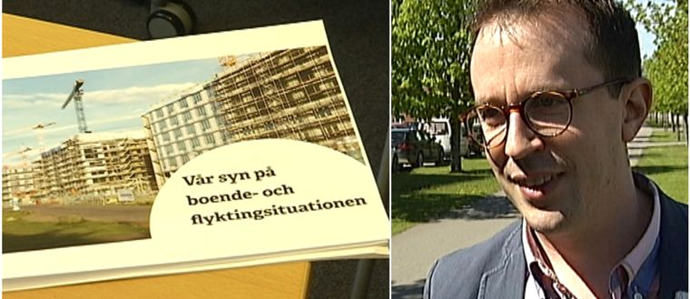 Kommunalråd Christian Gustavsson (M), Linköping.