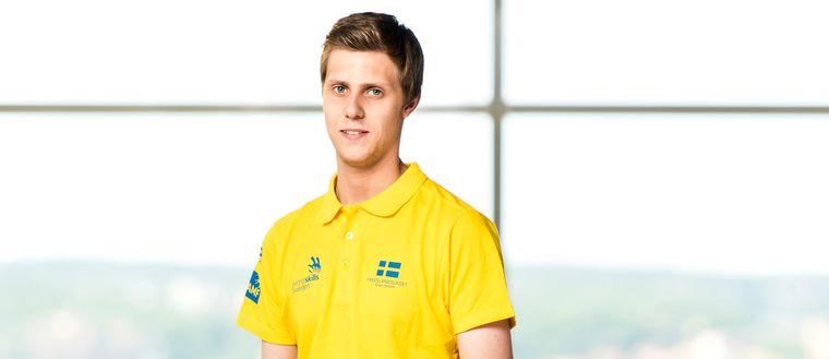 Emil Björnerman tävlar i yrkes-EM