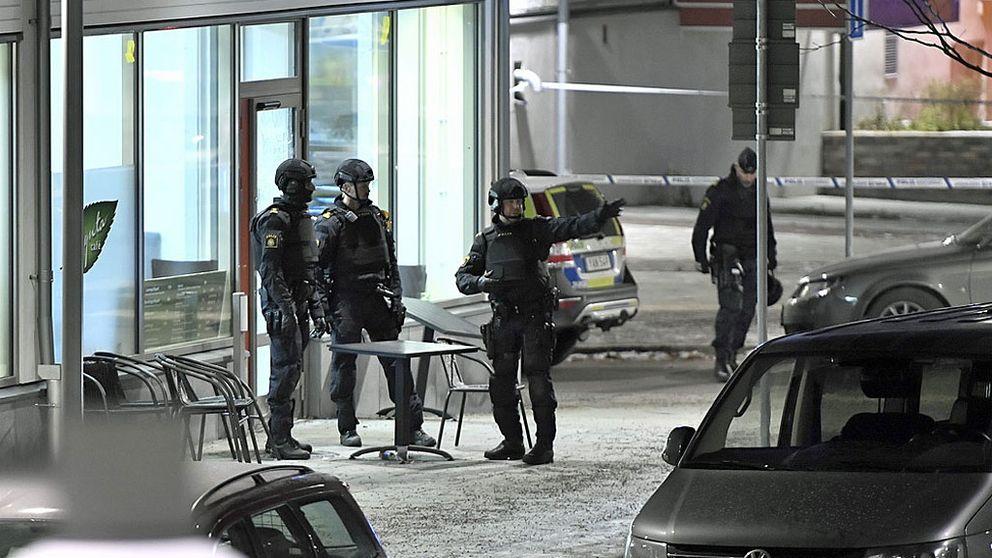 Rinkeby dödsskjutning