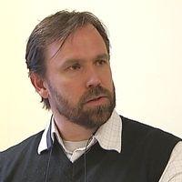 Strömsunds utvecklingsbolags vd, Anders Blomberg,