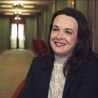 Kulturnyheterna har träffat dirigenten Marie Rosenmir inför nobelprisutdelningen