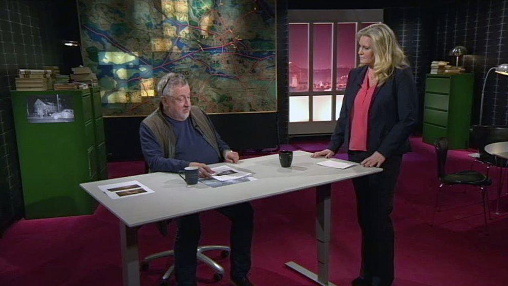 Leif GW Persson, Veckans brott