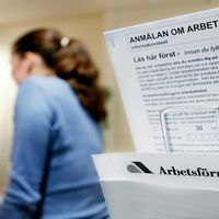 Arbetslösheten ökar svagt i Halland, men arbetsgivarna ser ljust på framtiden.