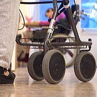frösunda-skylt och anonyma funktionshindrade