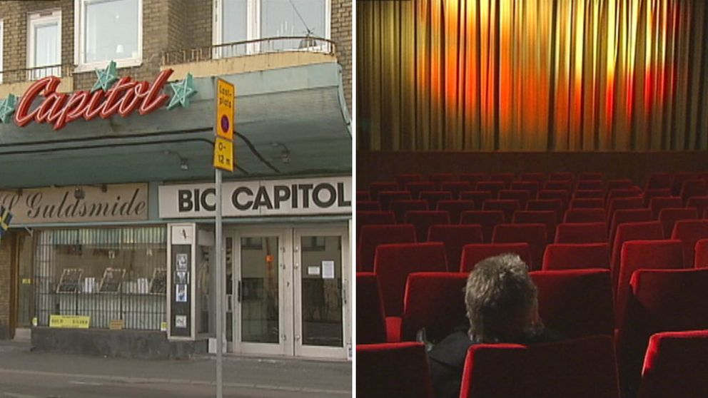 Biografen Capitol i Göteborg