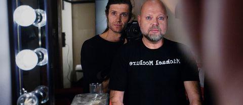 Foto av Jan Nordström och Peter LeMarc.