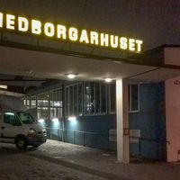 Medborgarhuset i Gamlestaden i Göteborg.