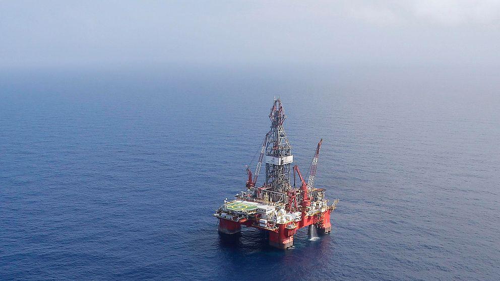Oljepriset stiger till arshogsta