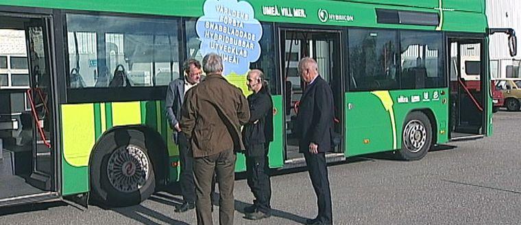 buss, elbuss, Hybricon