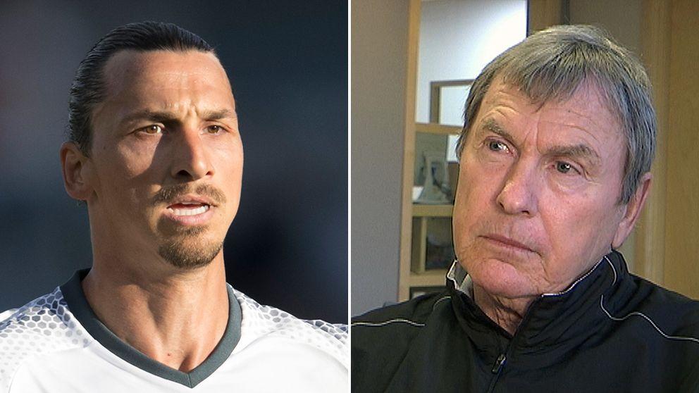 Zlatan Ibrahimovic, Ulf Karlsson.