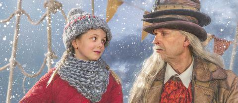 Selmas Saga, Ester Vuori som Selma Traskvist och Johan Ulveson som Efraim Von Trippelhatt