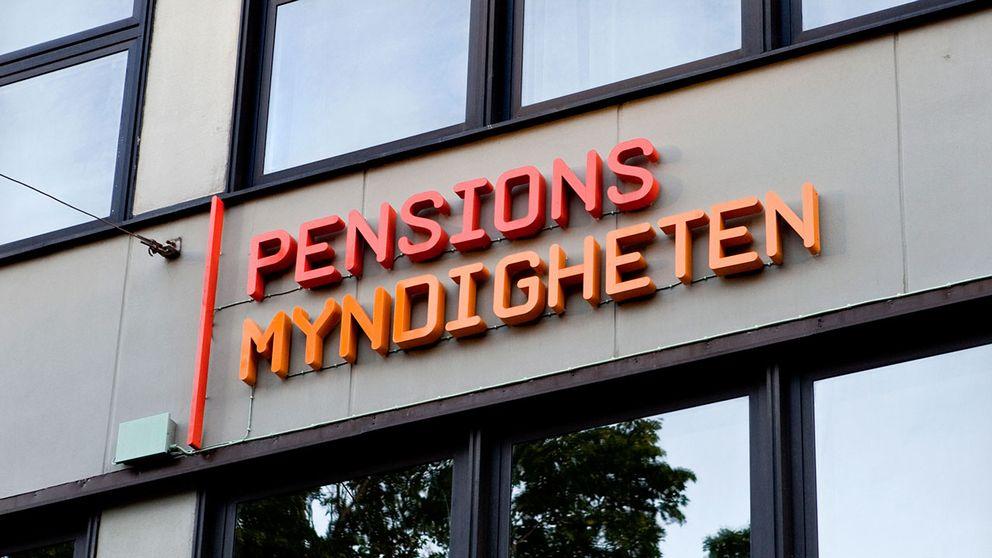 pensionsmyndigheten fonder