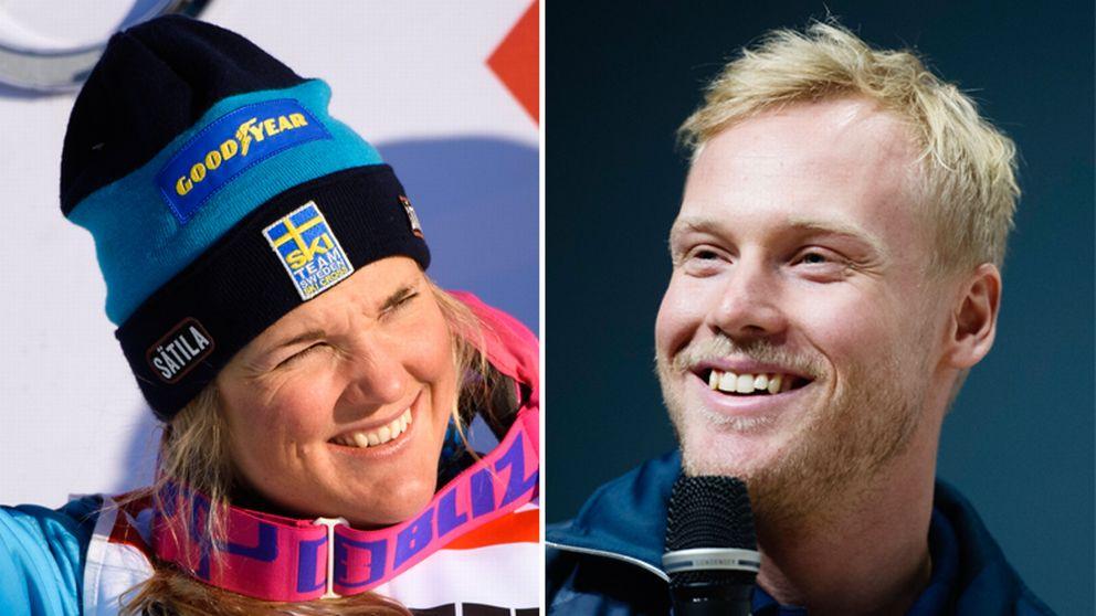 Öhling Norberg finns vid Holmlunds sida på sjukhuset.