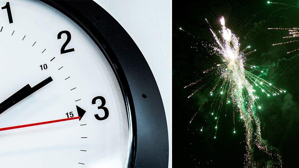 Tiden kommer stå still och vi kommer leva i framtiden