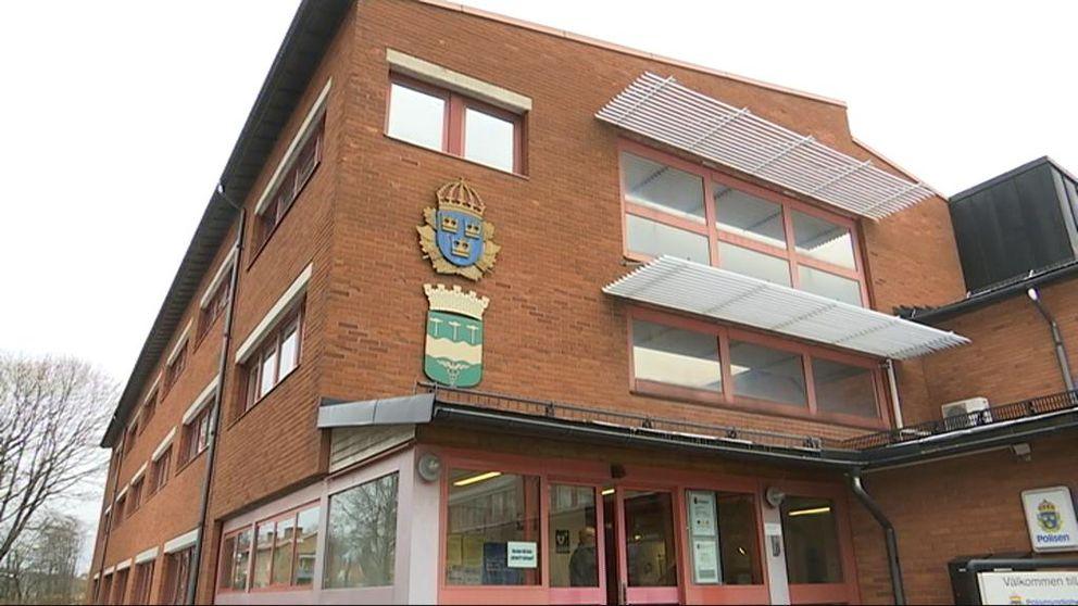 polishus Ljungby