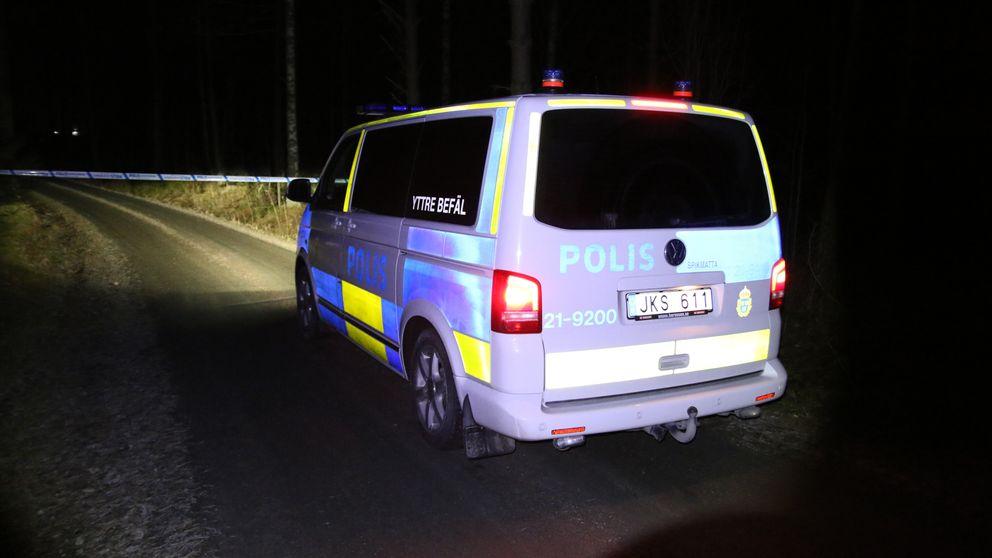 Polisens yttre befäl vid polisens avspärrningar