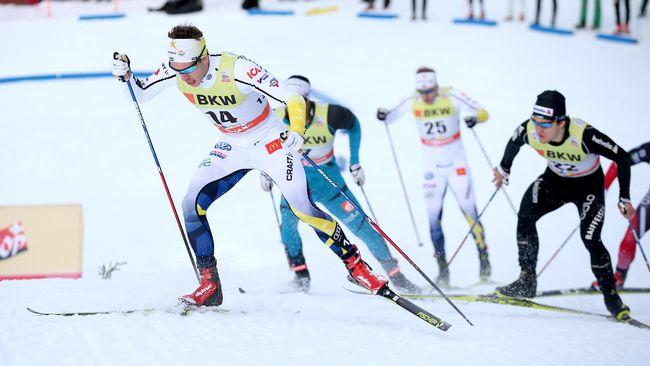 Hellner och ustiugov hoppar av tour de ski