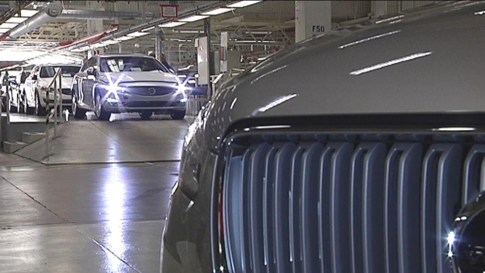 Volvo och Autoliv bildar nytt bolag.