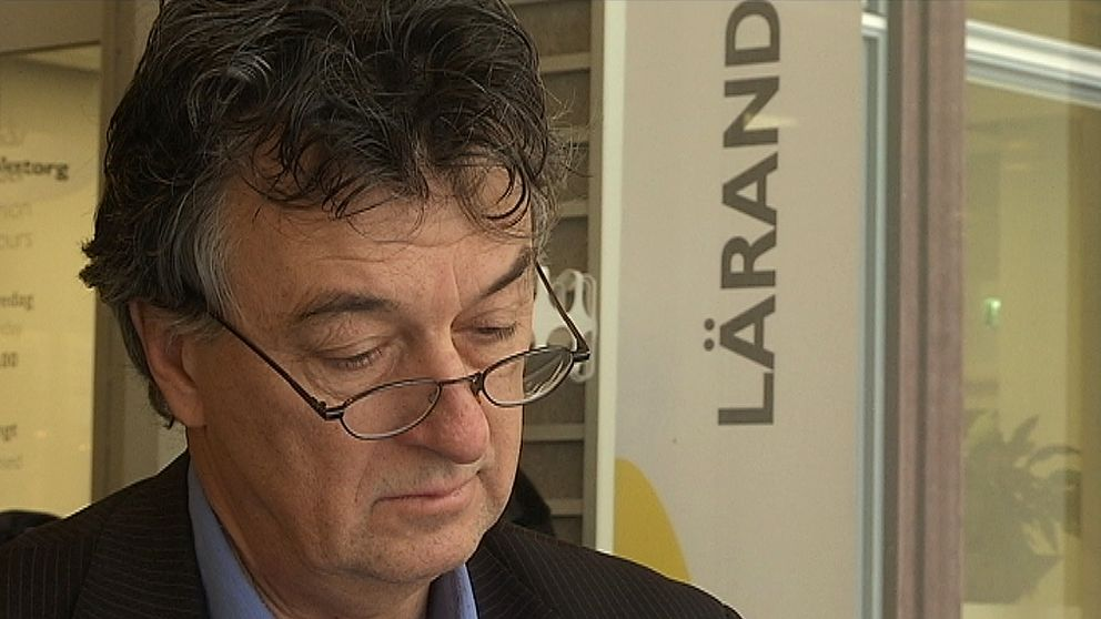 Hans Westlund, regionalforskare på KTH