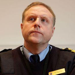 Stefan Sintéus, chef för polisen i Malmö.
