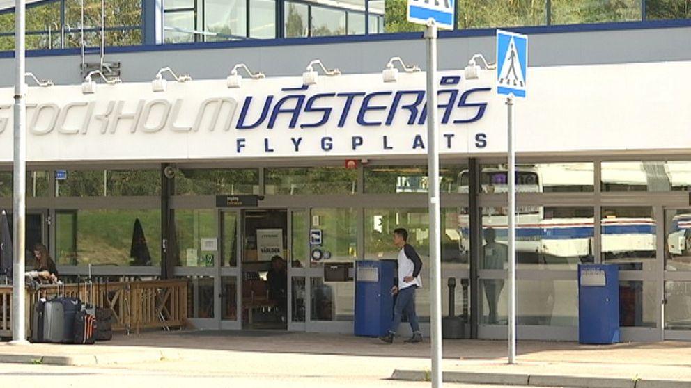 Västerås flygplats
