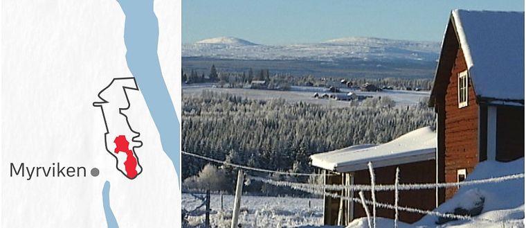 Vanadingruva planeras mitt i Oviken
