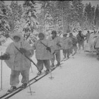 Raatteen tie, finska soldater