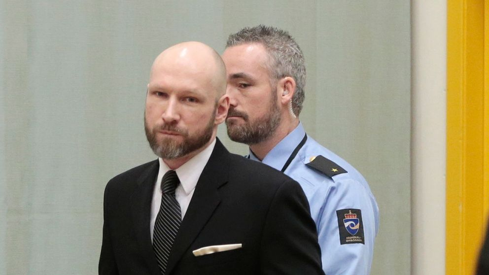 Congratulate, your Anders behring breivik