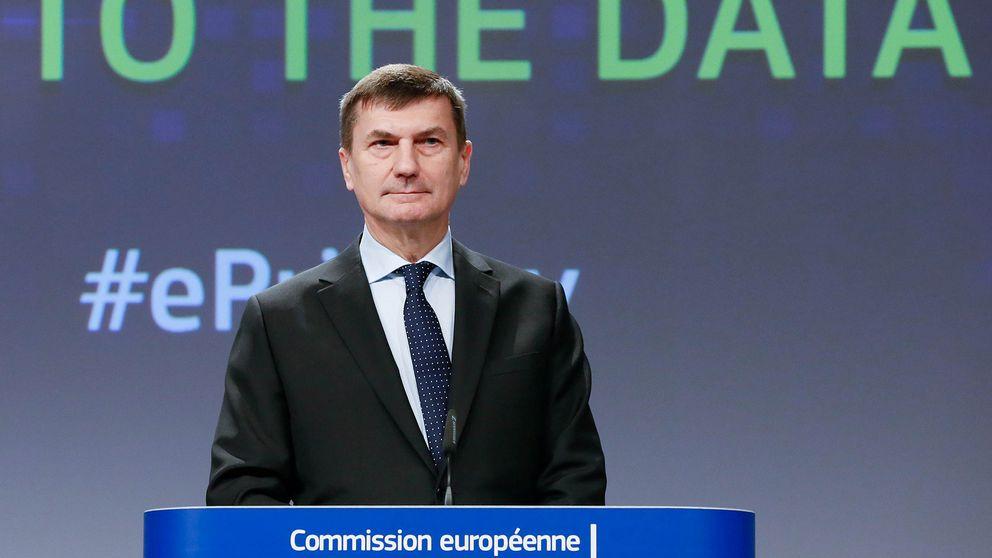 Andrus Ansip, EU-kommissionär med ansvar för den digitala marknaden, blåser till ny strid med amerikanska nätjättar.